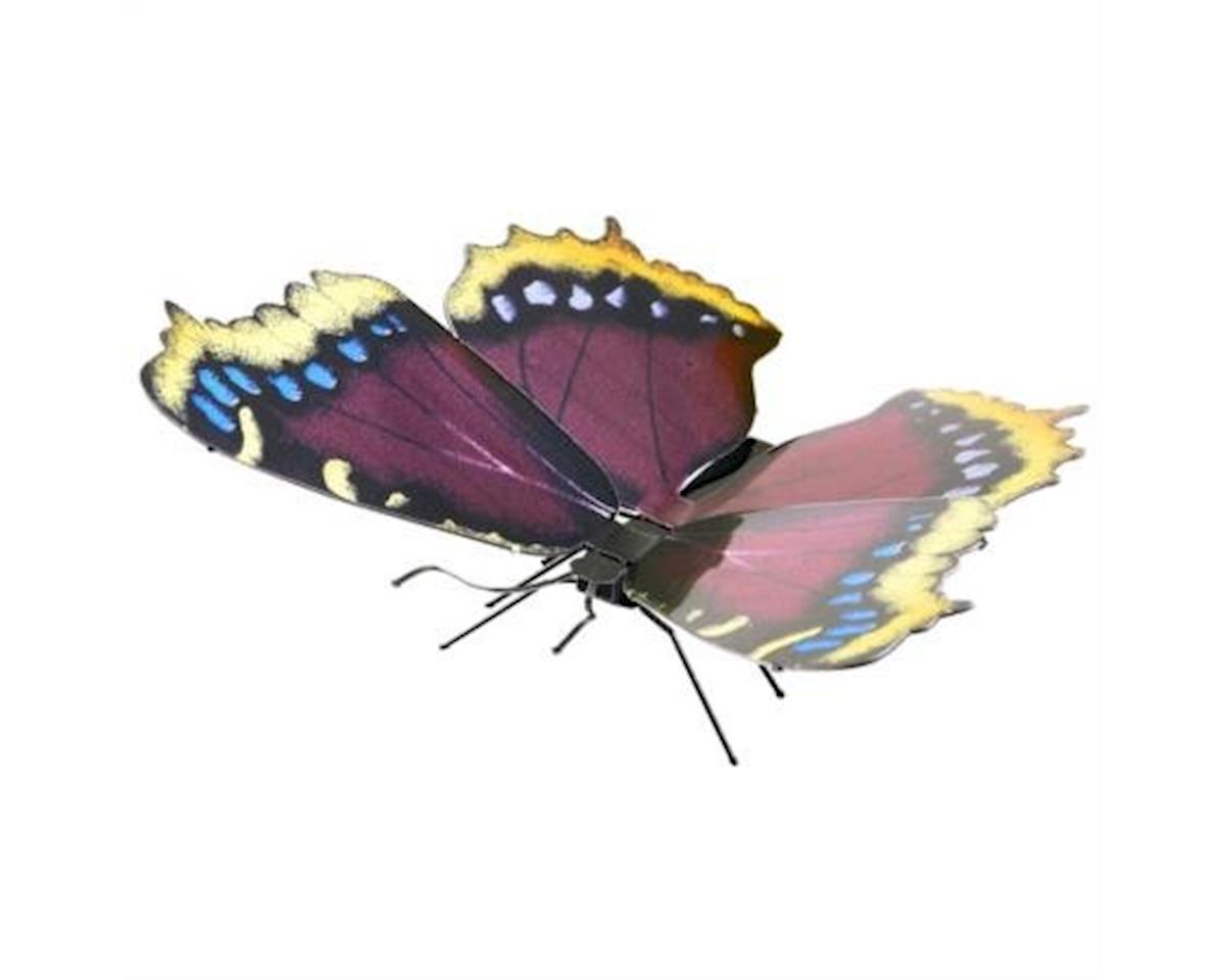 Metal Earth Mourning Cloak Butterfly 3D Metal Model Kit