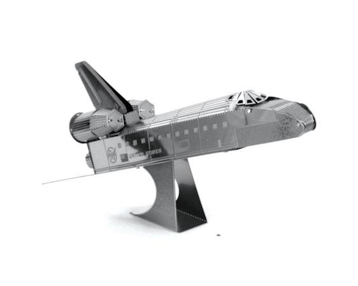 Fascinations MMS015 MetalEarth 3D Laser Cut Model - Space Shuttle Atlantis