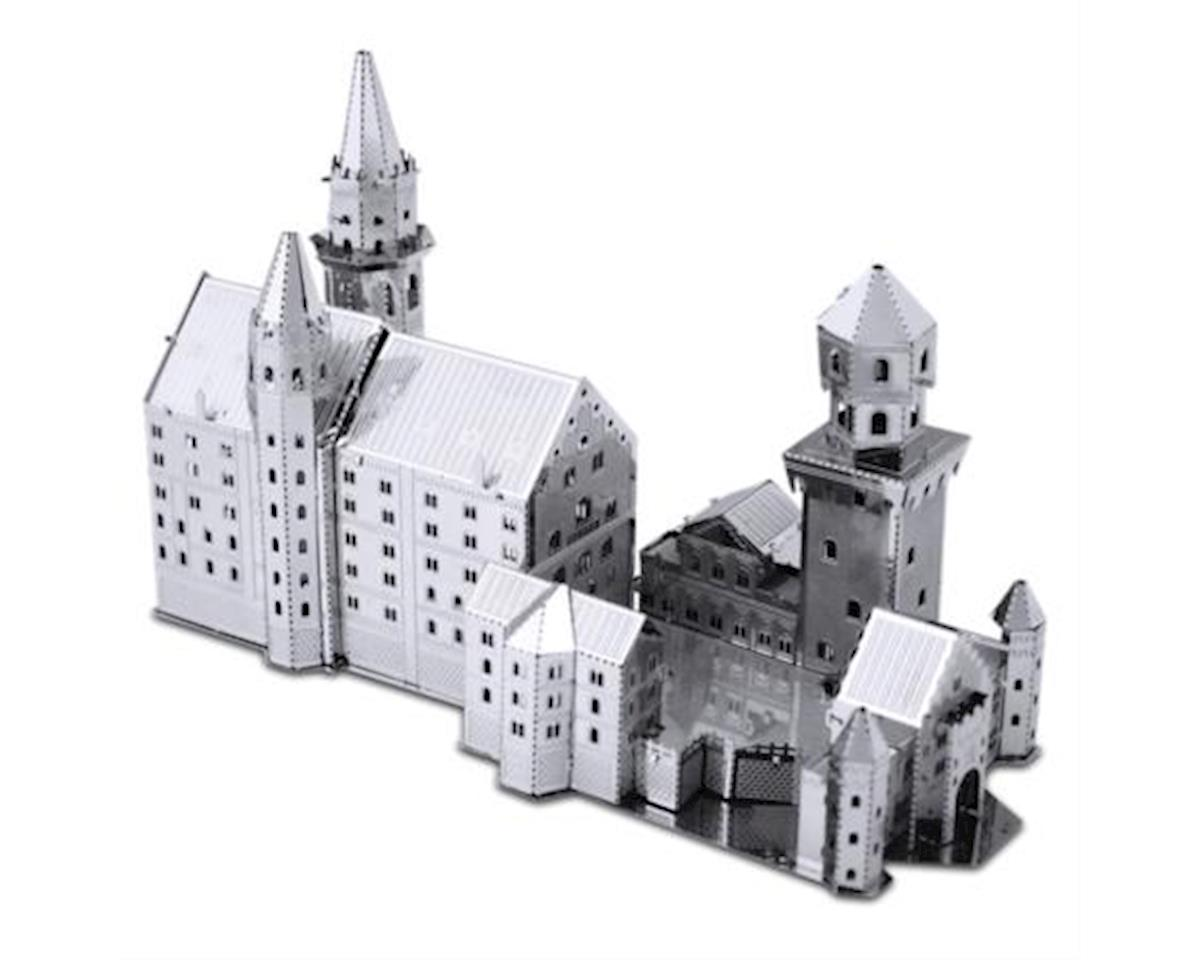 Fascinations MMS018 Metal Works 3D Neuschwanstein Castle Laser Cut Model
