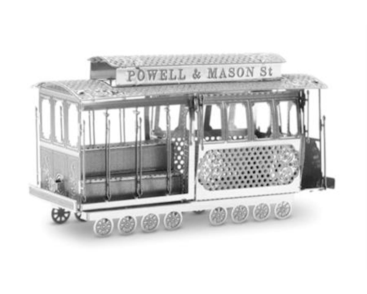 Fascinations Metal Marvels Cable Car Set