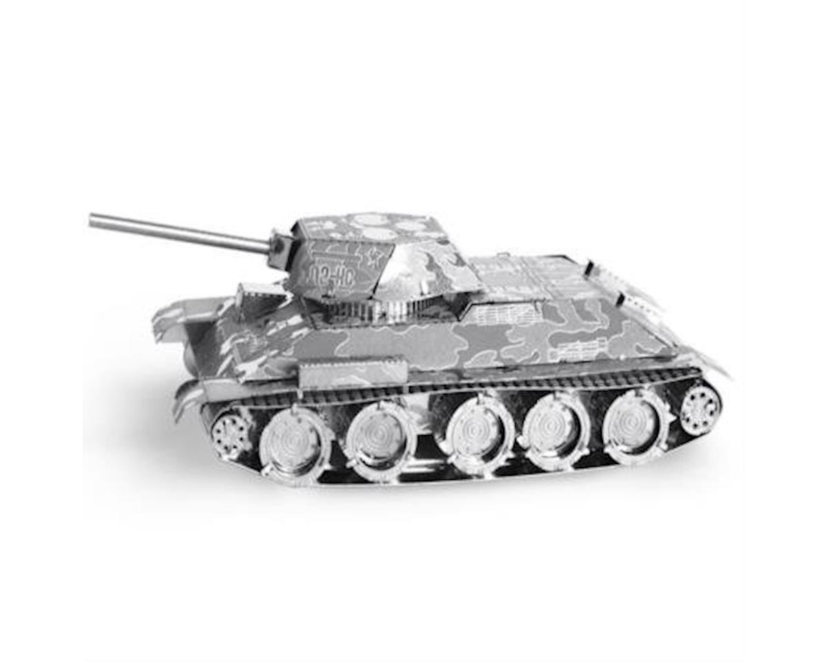 MMS201 MetalEarth - T-34 Tank