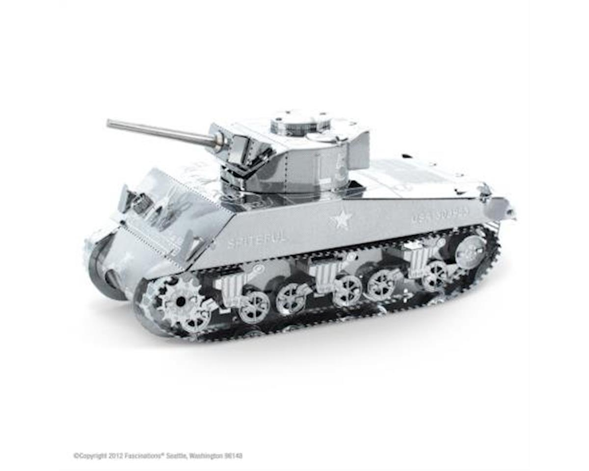 Fascinations MMS204 MetalEarth 3D Laser Cut Model - M4 Sherman Tank