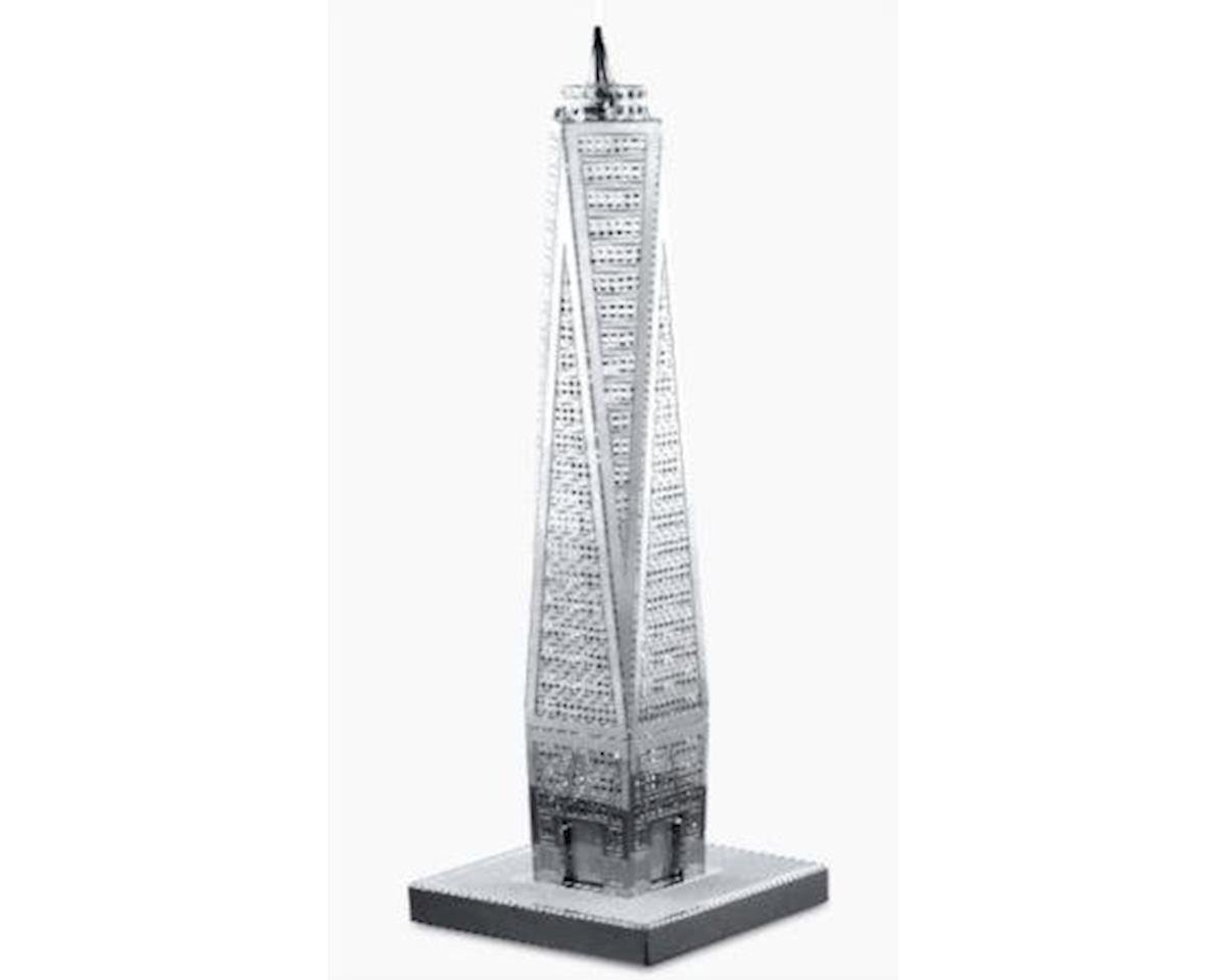 Fascinations MMS024 MetalEarth 3D Laser Cut Model - One World Trade Center