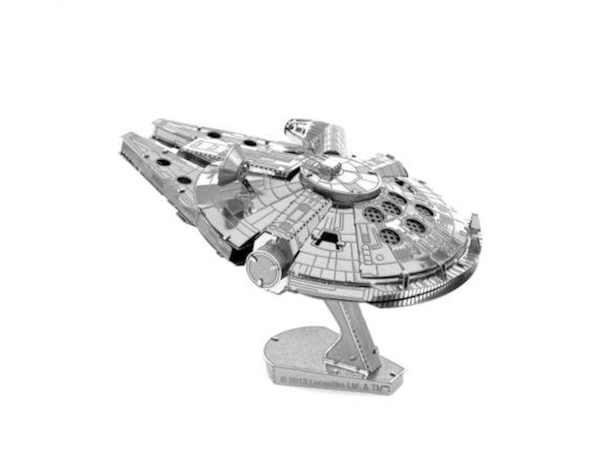 Fascinations 251 Star Wars Millennium Falcon Metal Earth 3D Metal Model Kit