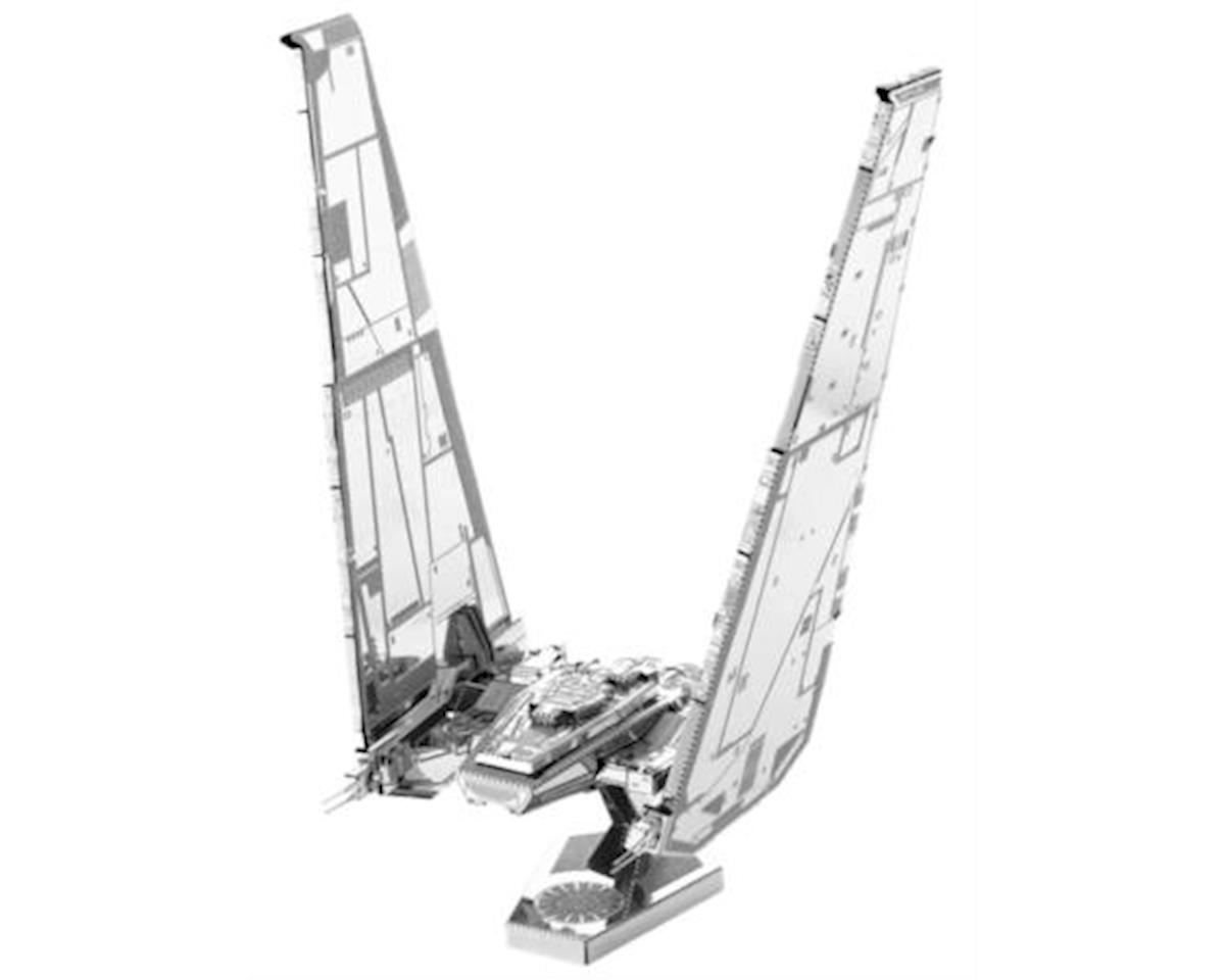 Fascinations  Metal Earth: Star Wars Kylo Ren's Shuttle