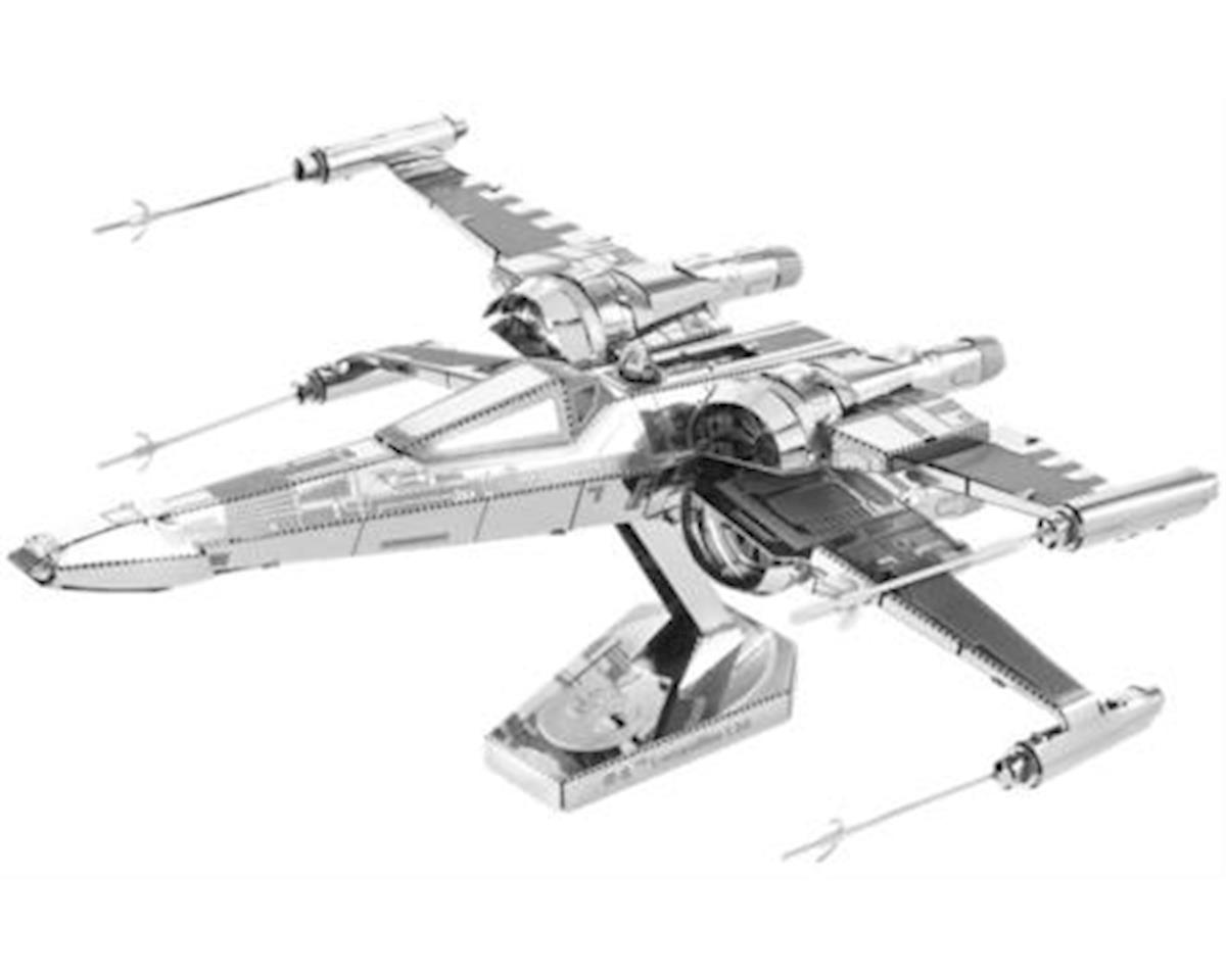Fascinations  Metal Earth: Star Wars Poe's X-Wing