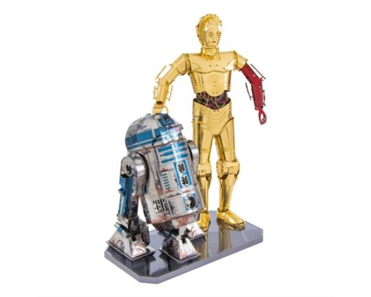 Fascinations Metal Earth C-3Po & R2-D2 Gift Box