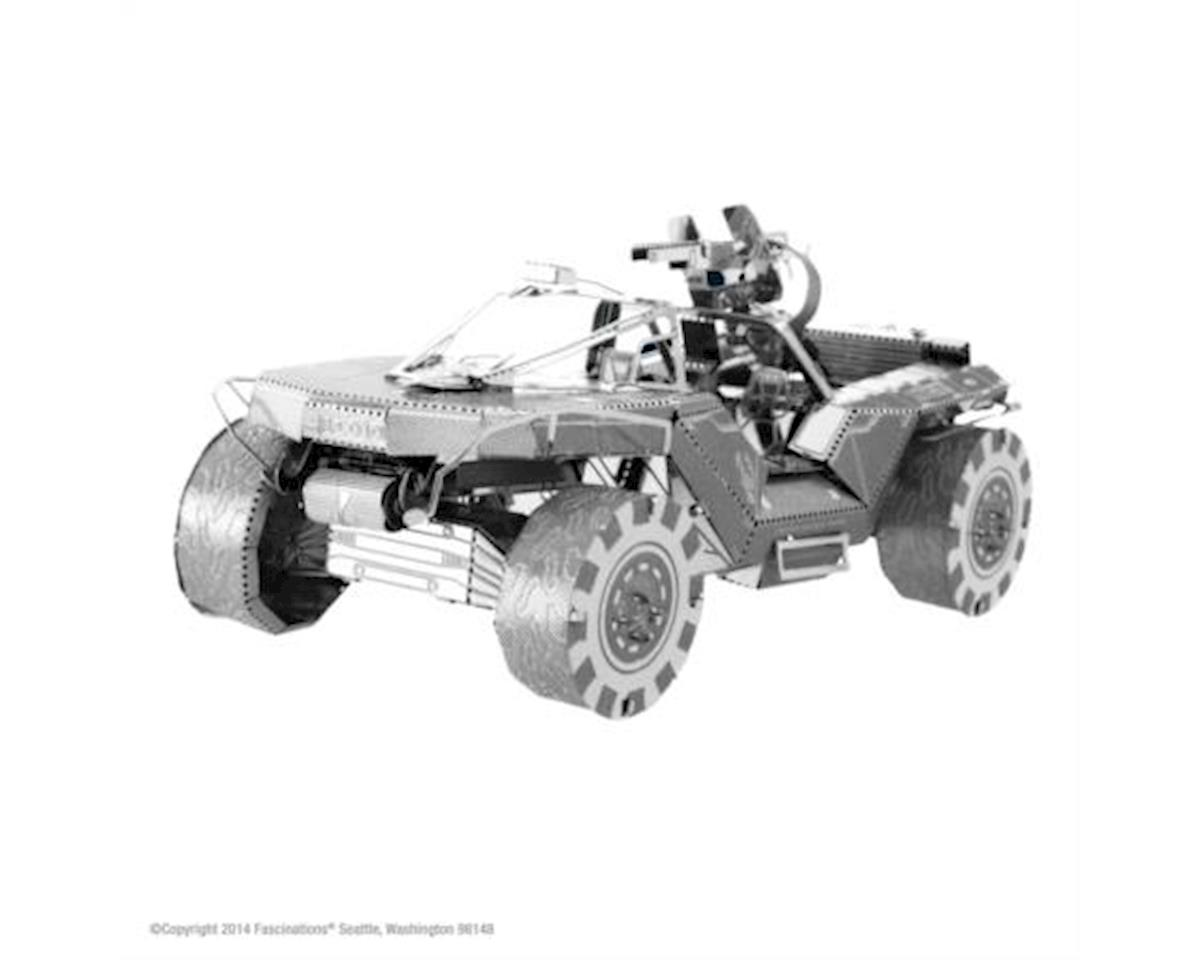 Fascinations MMS291 Metal Earth 3D Model Kit - HALO Warthog