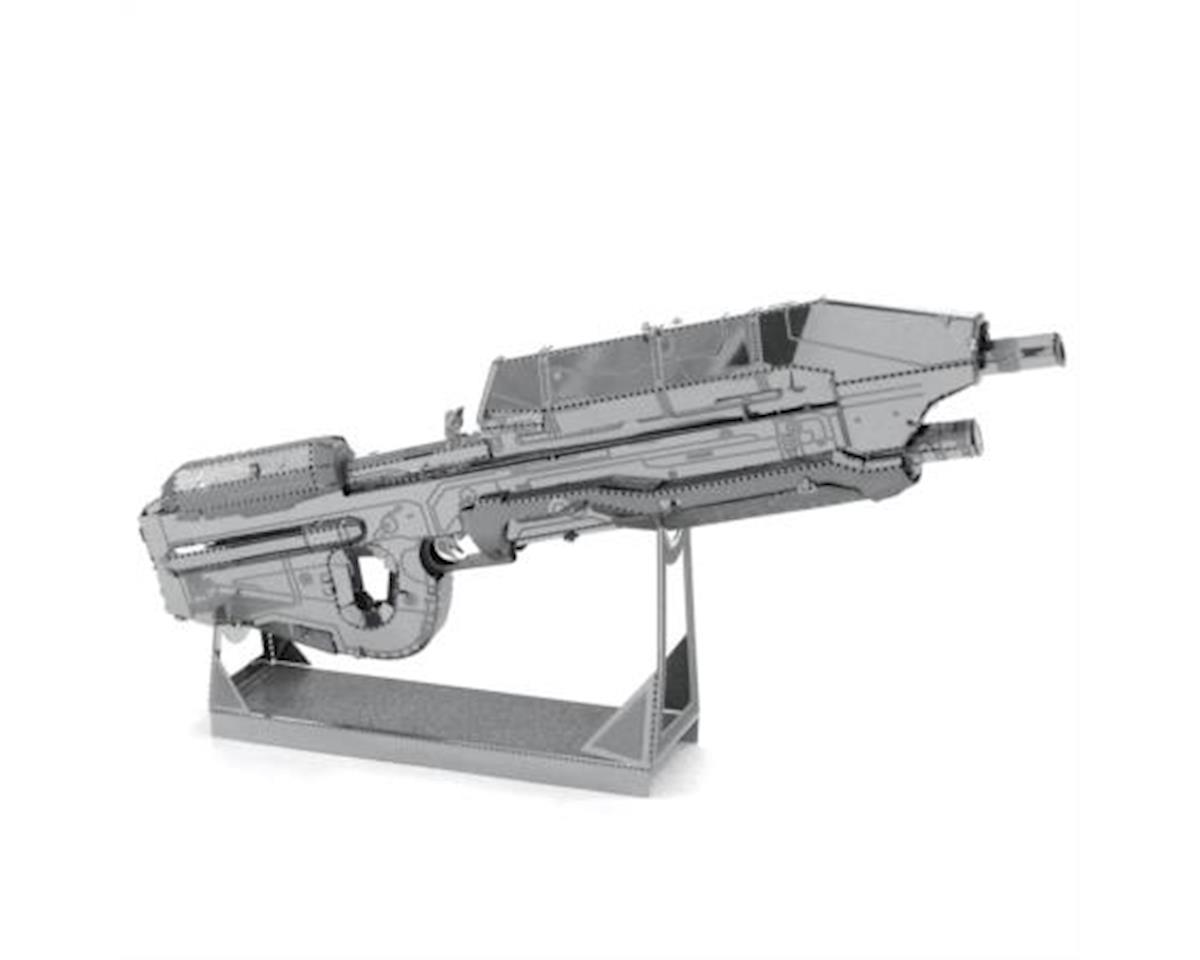 Fascinations Metal Marvels Halo Assault Rifle