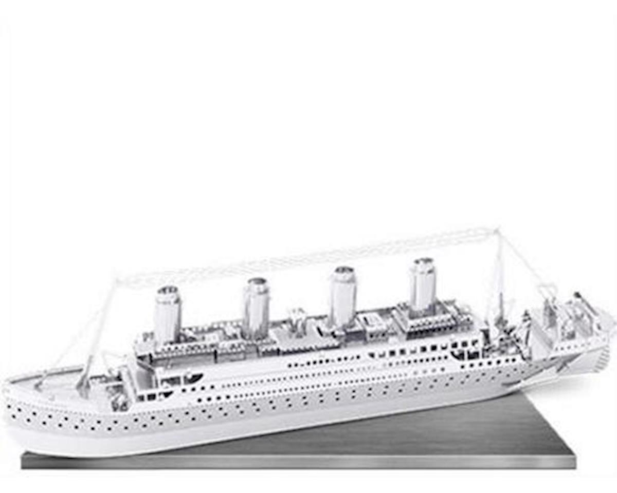 Fascinations MMS030 Metal Earth Marvels Titanic 3D Laser Cut Model