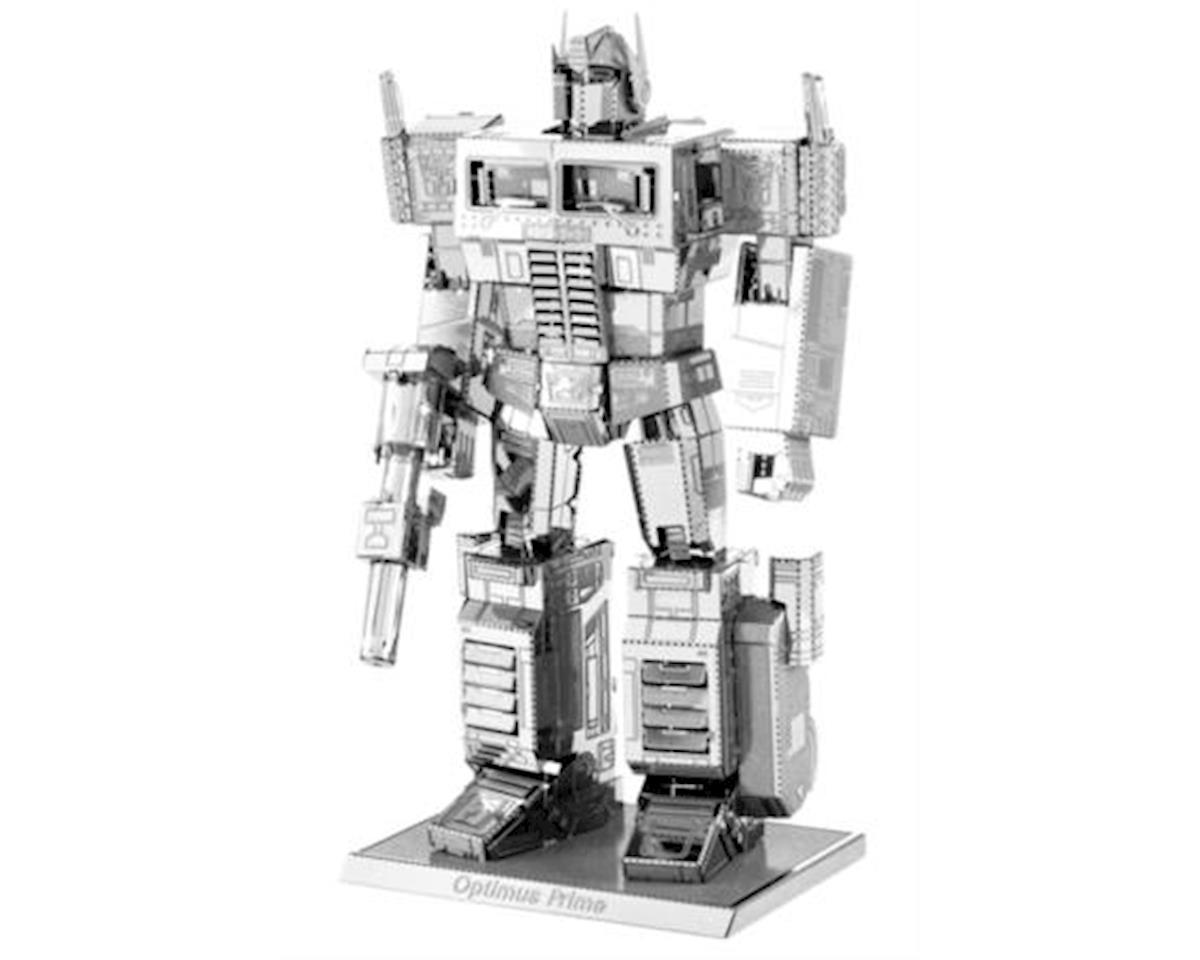 Fascinations MMS300 Metal Earth 3D Laser Cut Model - Transformers Optimus Prime