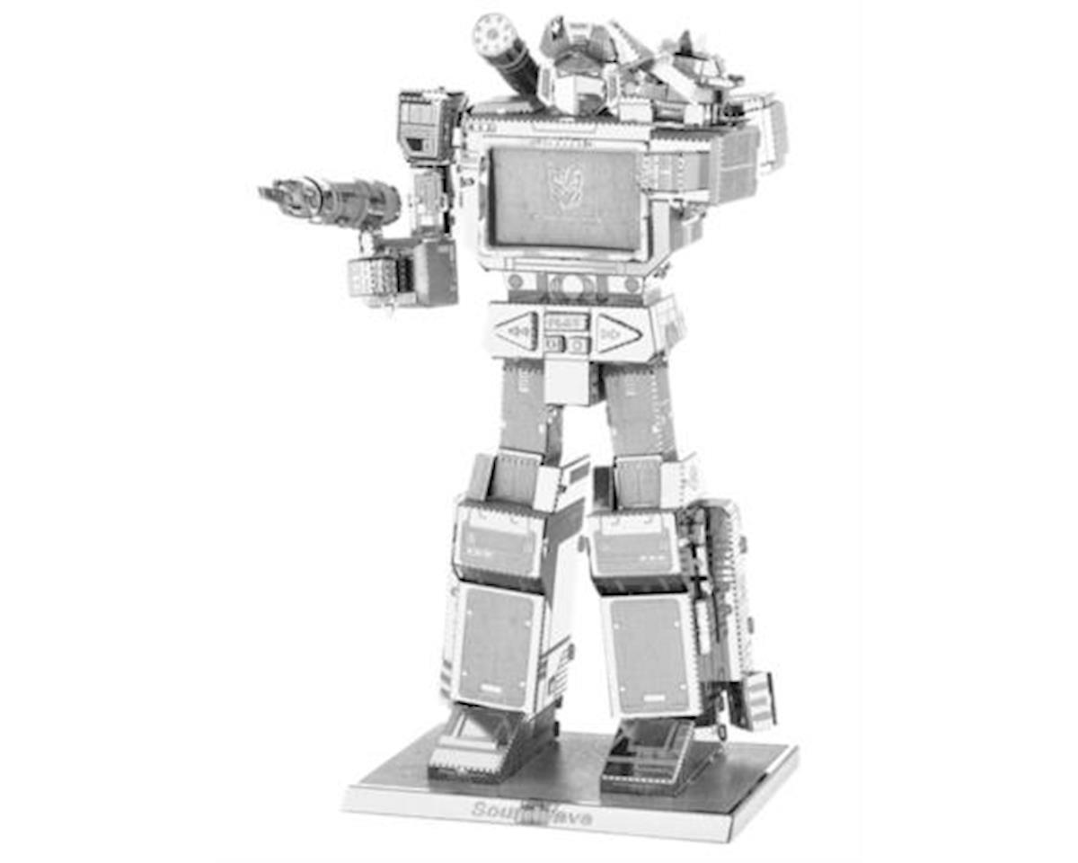 Fascinations MMS302 Metal Earth 3D Laser Cut Model - Transformers Soundwave