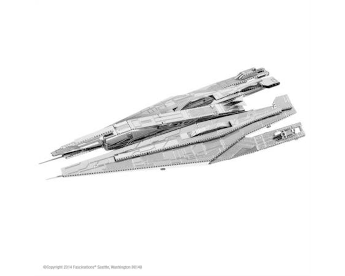 Metal Earth: Mass Effect Alliance Cruiser by Fascinations