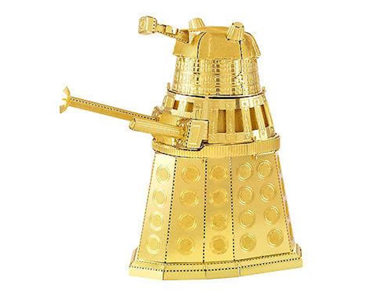 Metal Earth Doctor Who Gold Dalek 3D Laser Cut Model by Fascinations