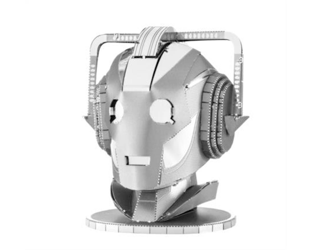Fascinations Metal Earth Doctor Who Cyberman Head 3D Laser Cut Model