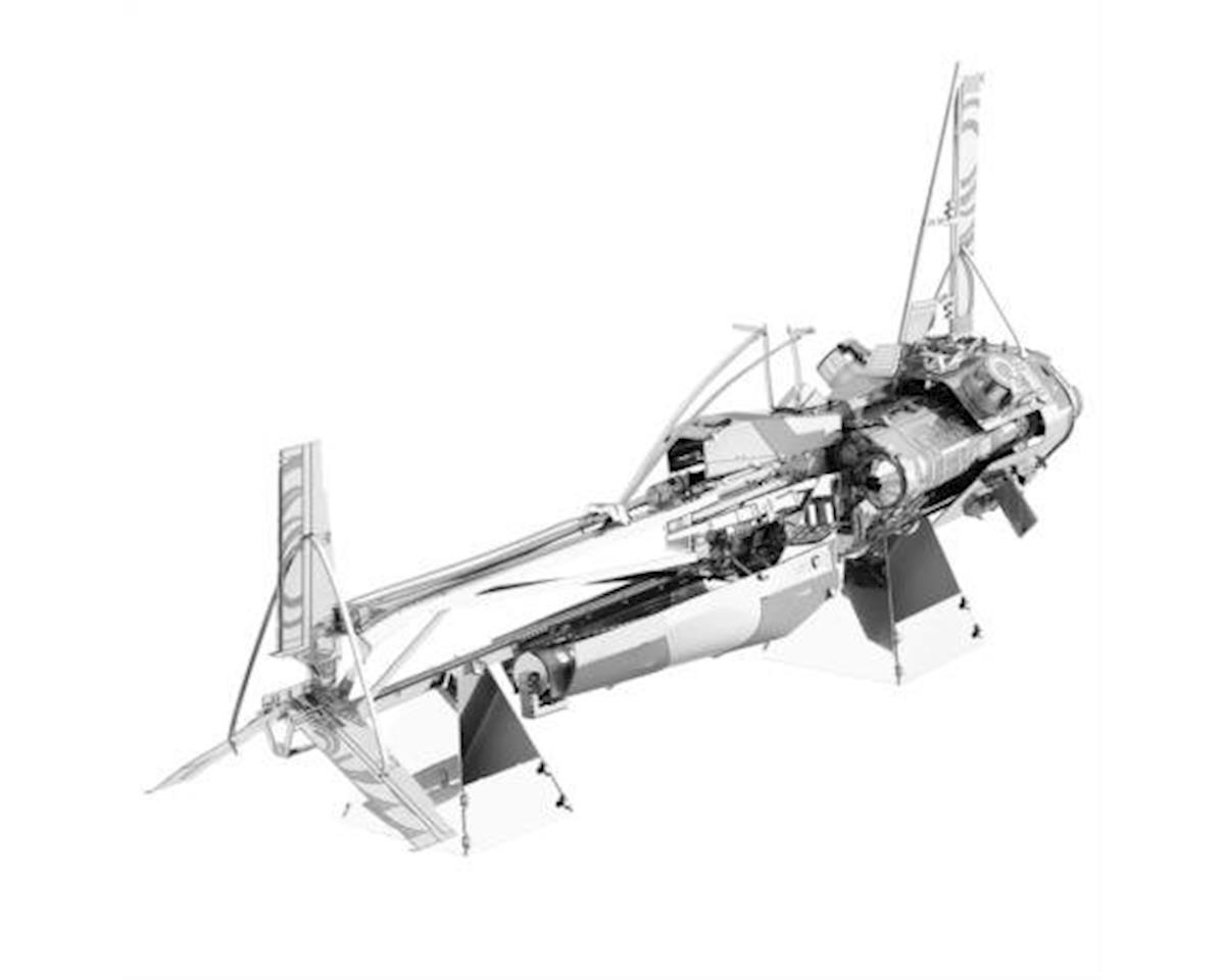 411 : Metal Earth Star Wars Solo Enfys Nest's Swoop Bike 3D Metal Model Kit