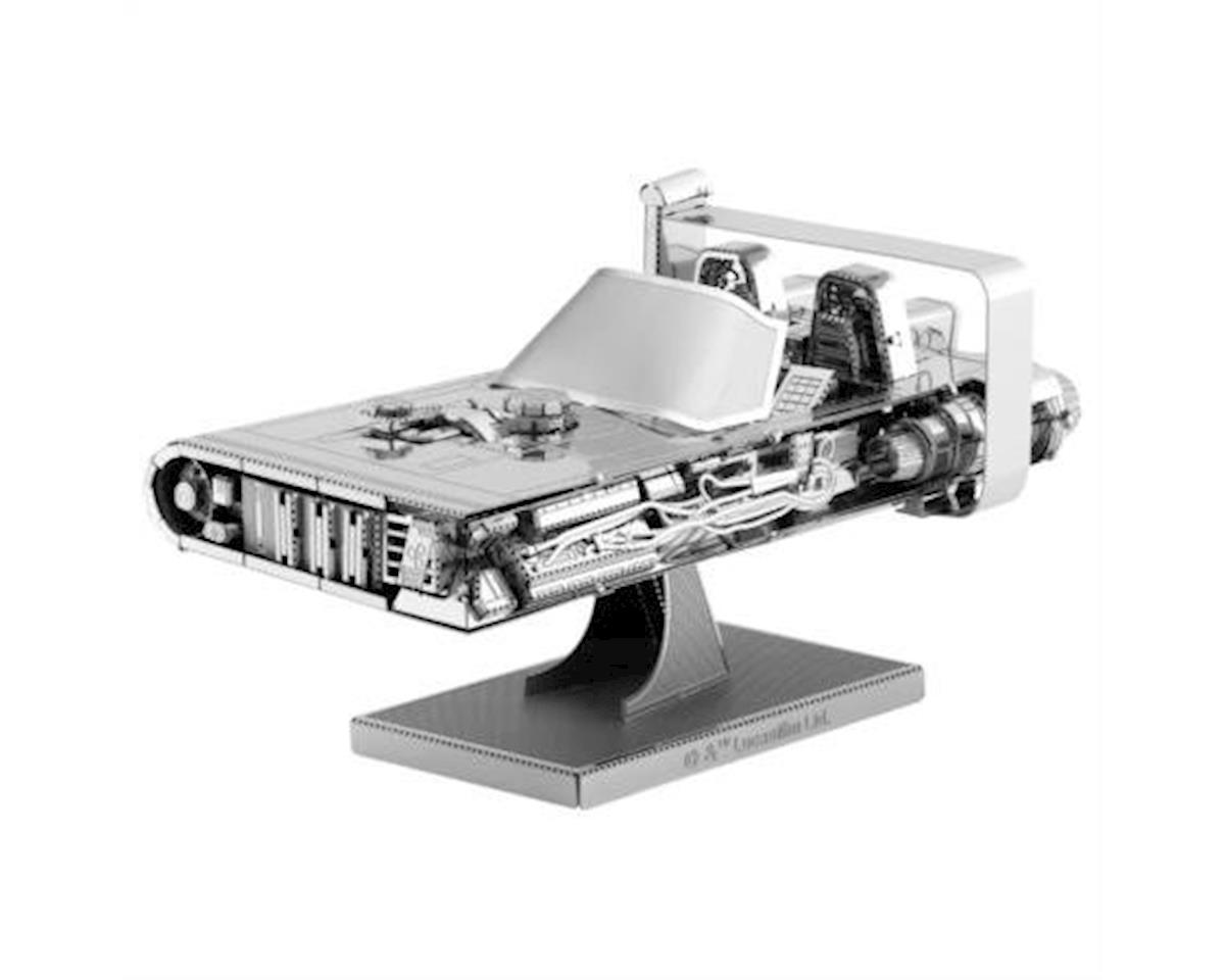 413 : Metal Earth Star Wars Solo Han's Speeder 3D Metal Model Kit
