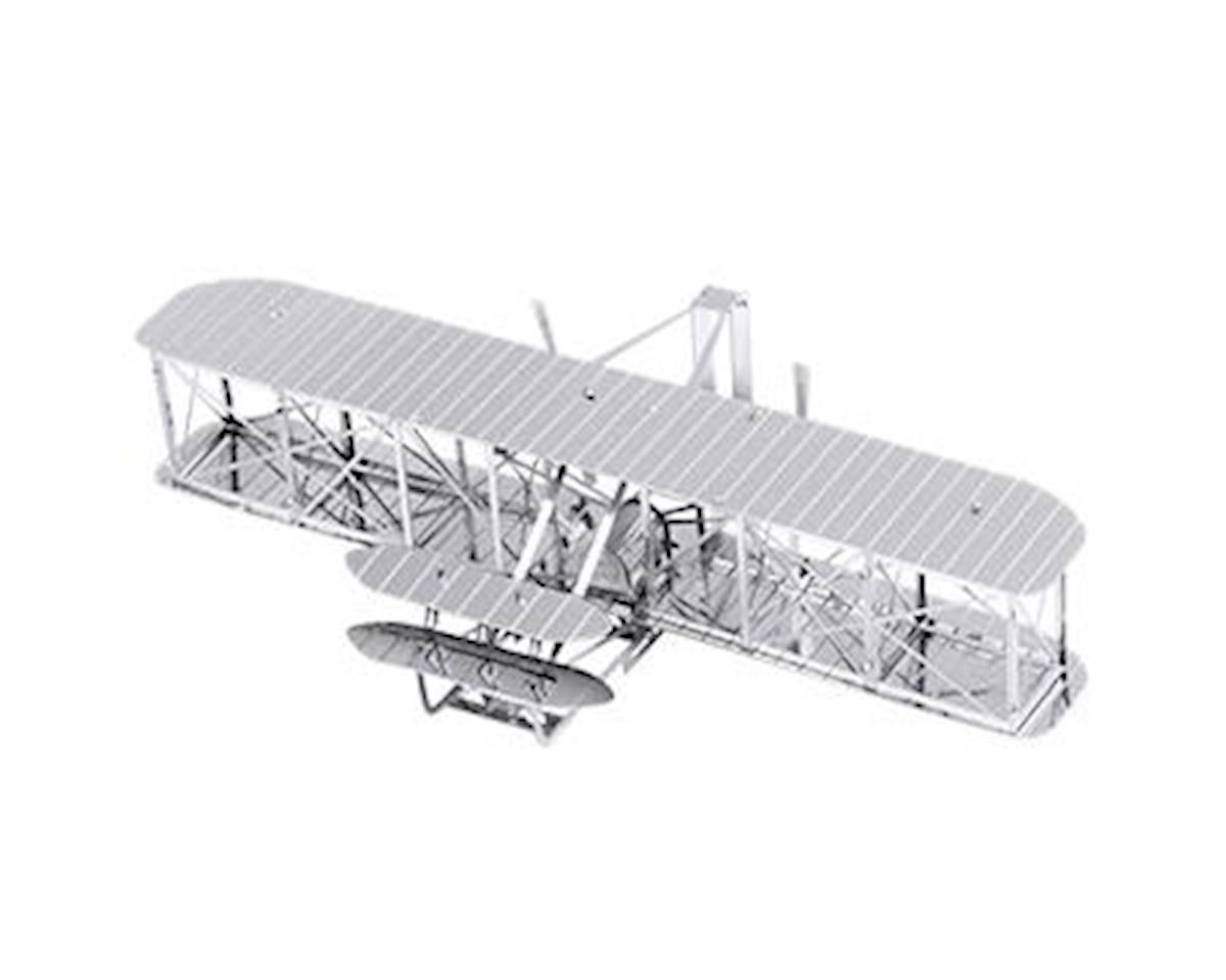 Fascinations Metal Earth 3D Laser Cut Model - Wright Brothers Airplane