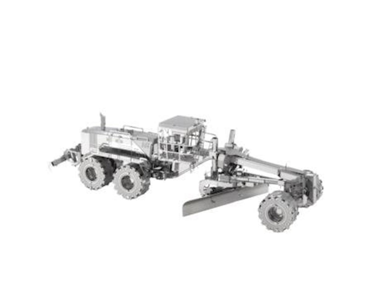 Fascinations Metal Earth CAT Motor Grader 3D Metal Model Kit