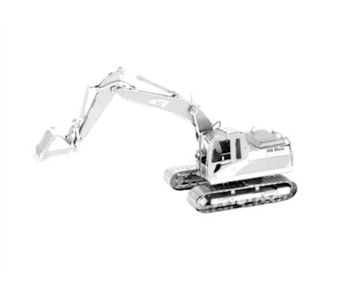 Fascinations Metal Earth CAT Excavator 3D Metal Model Kit