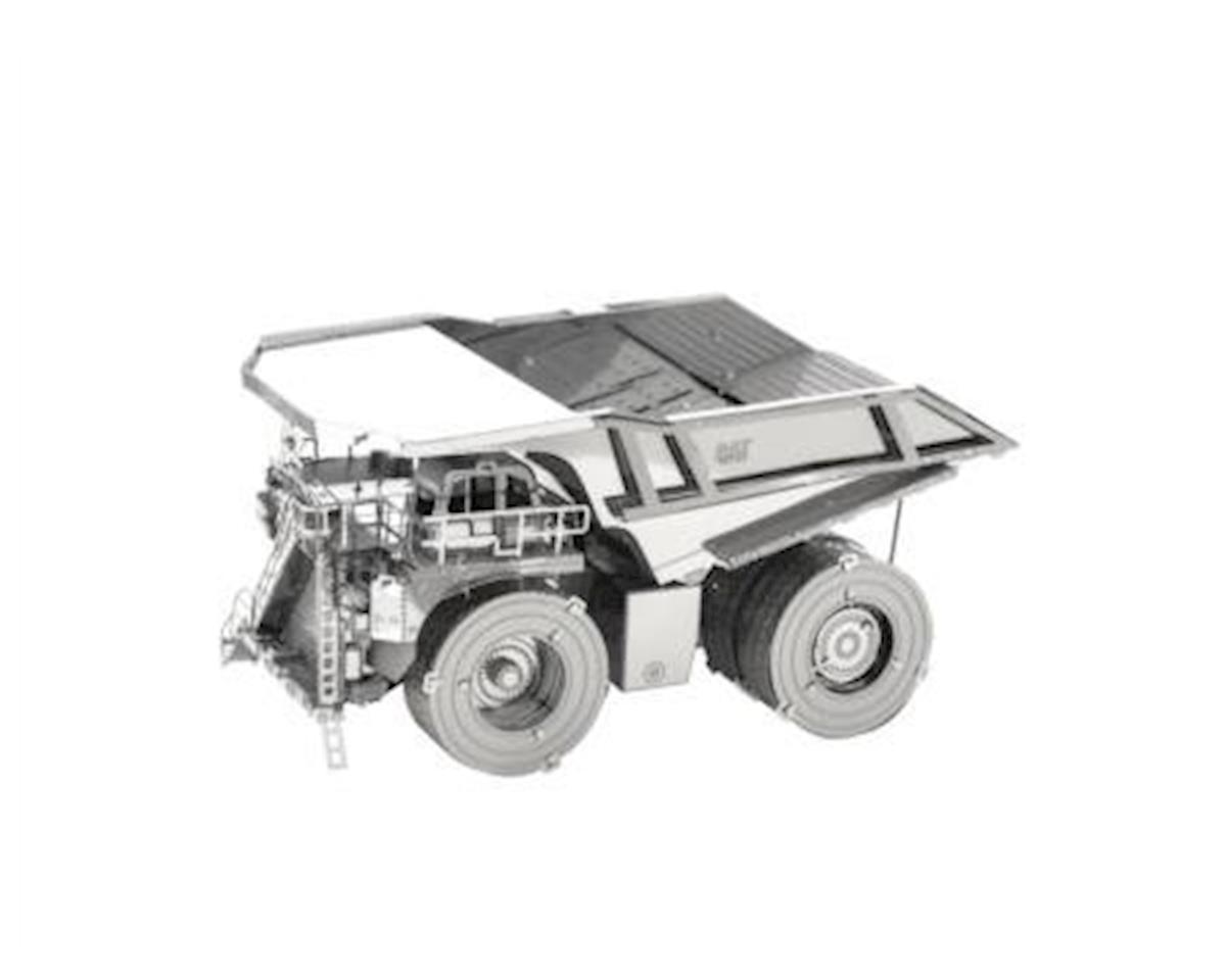 Fascinations Metal Earth Cat Mining Truck