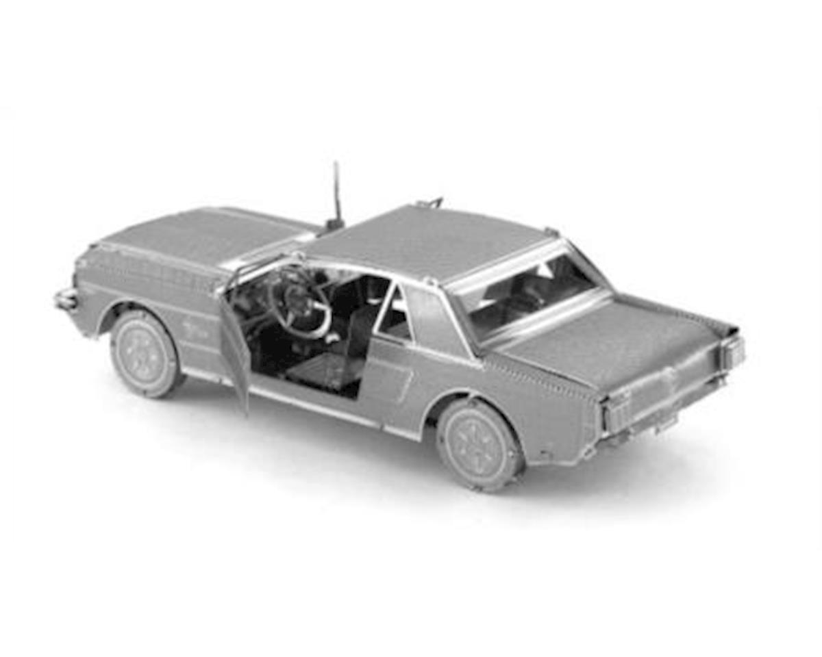 Metal Earth 3D Laser Cut Model - 1965 Ford Mustang by Fascinations