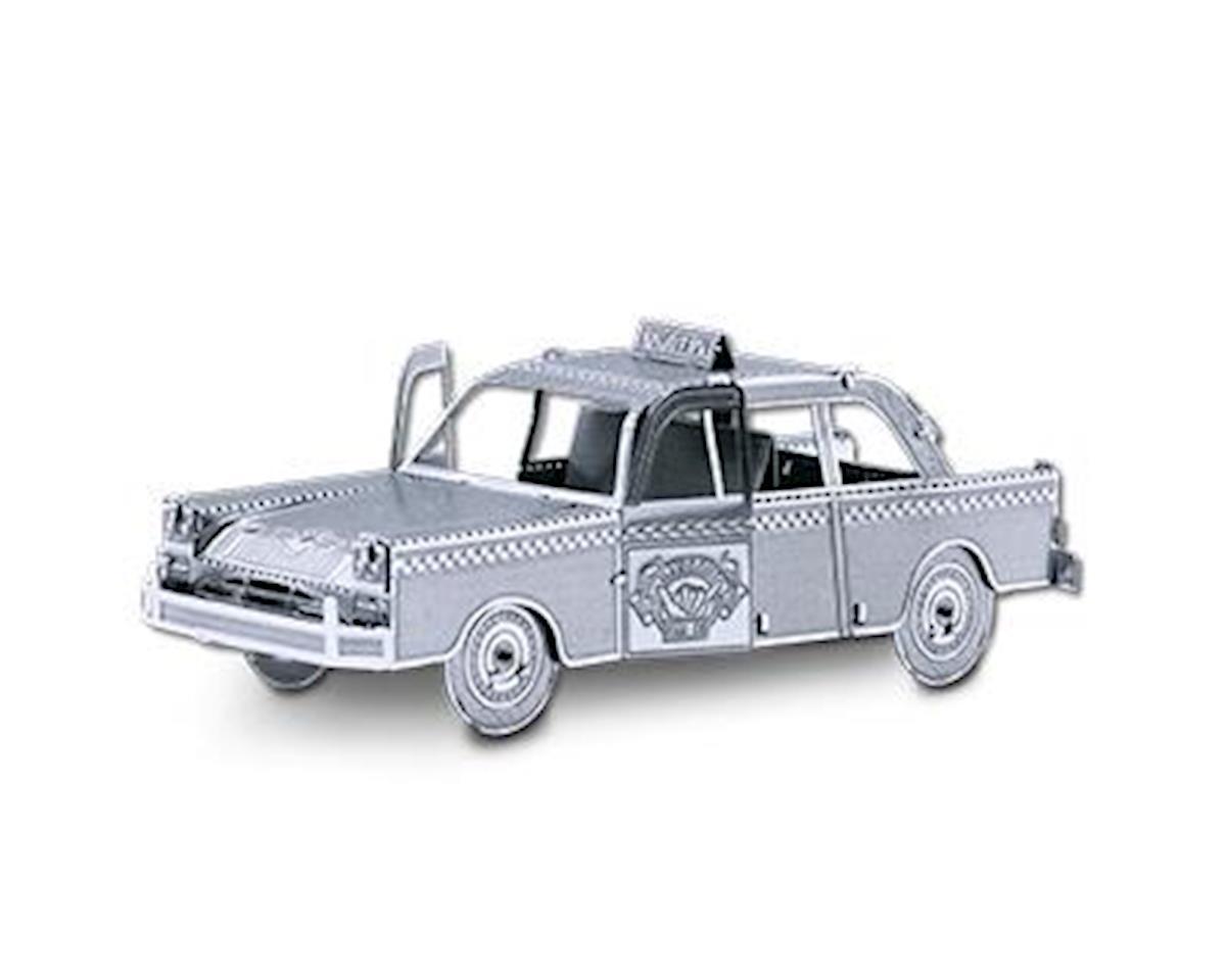Fascinations Metal Earth 3D Metal Model - Checker Cab