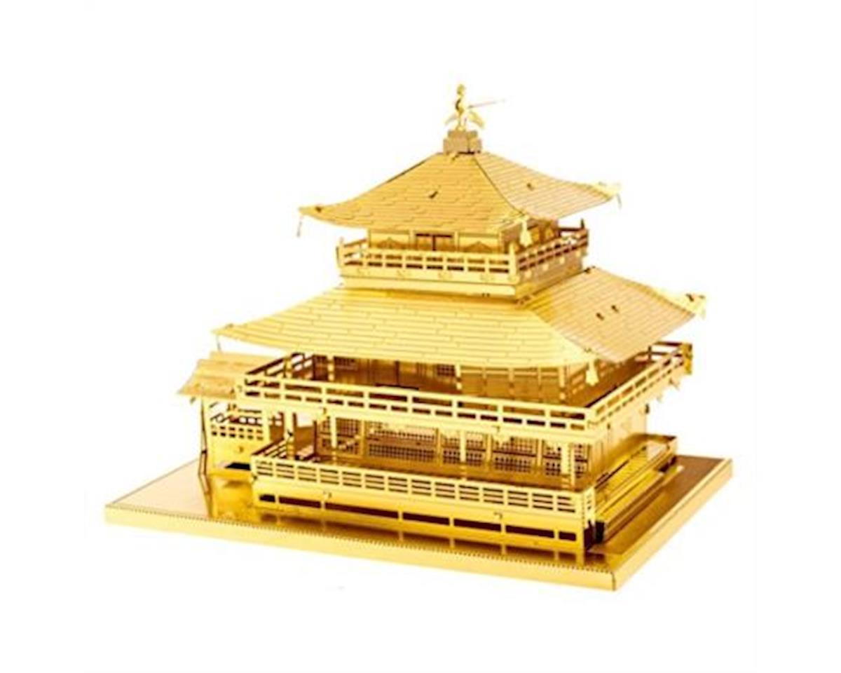Fascinations Kinkaku-Ji Building In Gold
