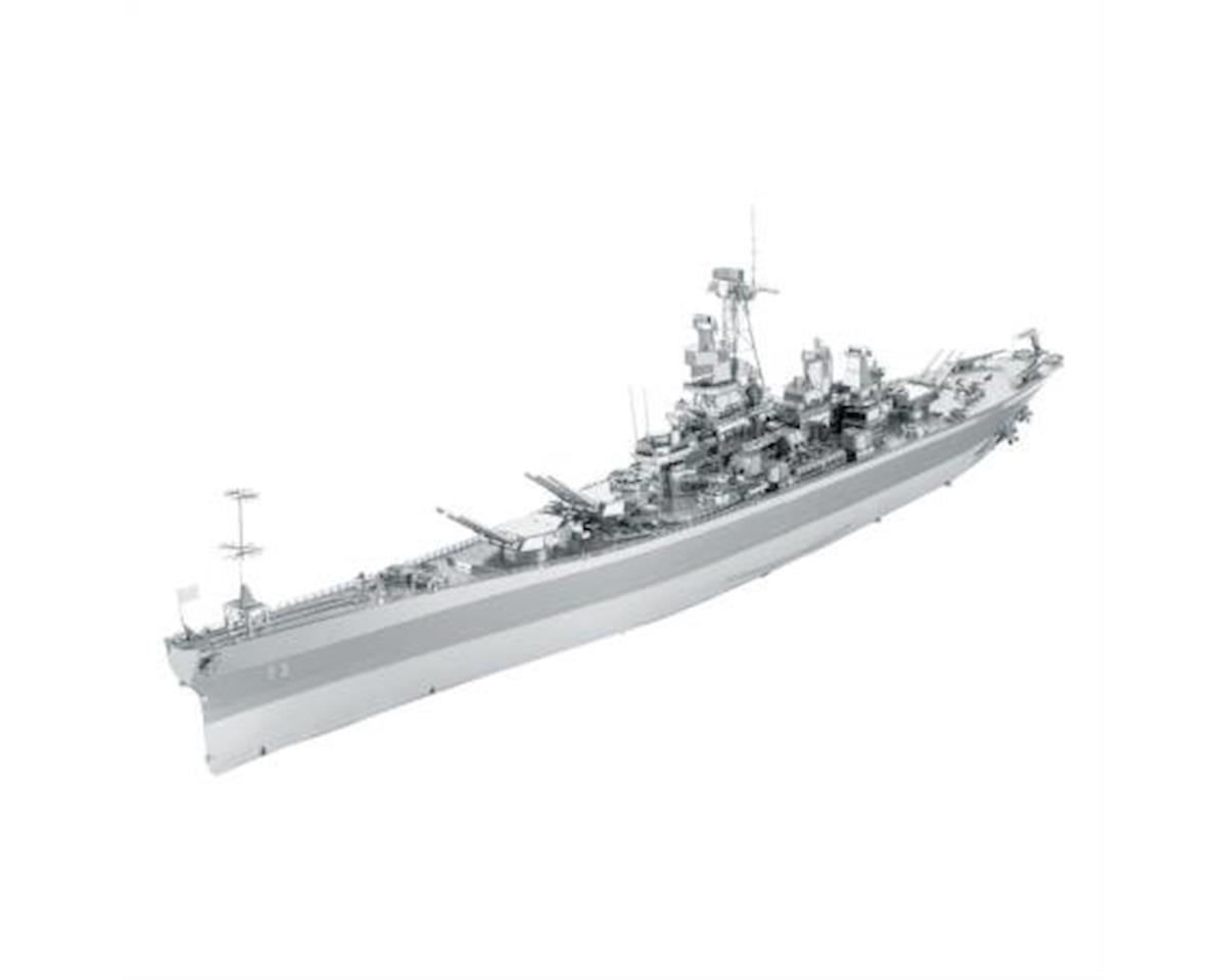 ICONX 111 : USS Missouri (BB-63) 3D Metal Model Kit