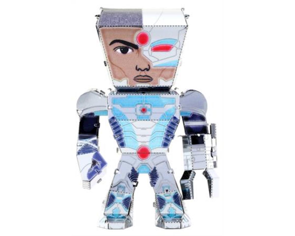 Metal Earth DC Justice League Cyborg 3D Metal Model Kit