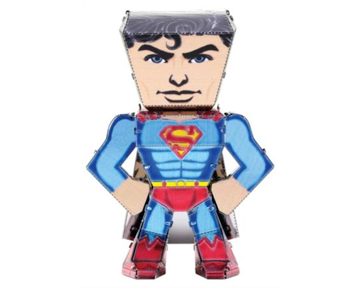 Metal Earth DC Justice League Superman 3D Metal Model Kit