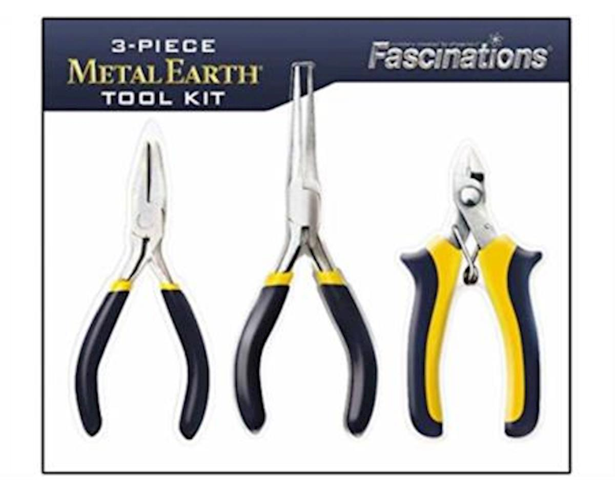 Fascinations  Metal Earth Tool Kit