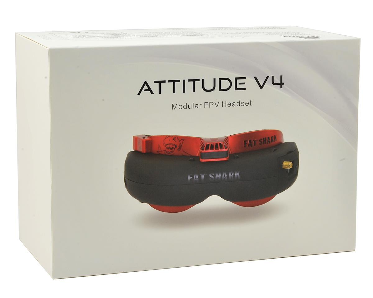FatShark Attitude V4 Anniversary Edition FPV Goggles