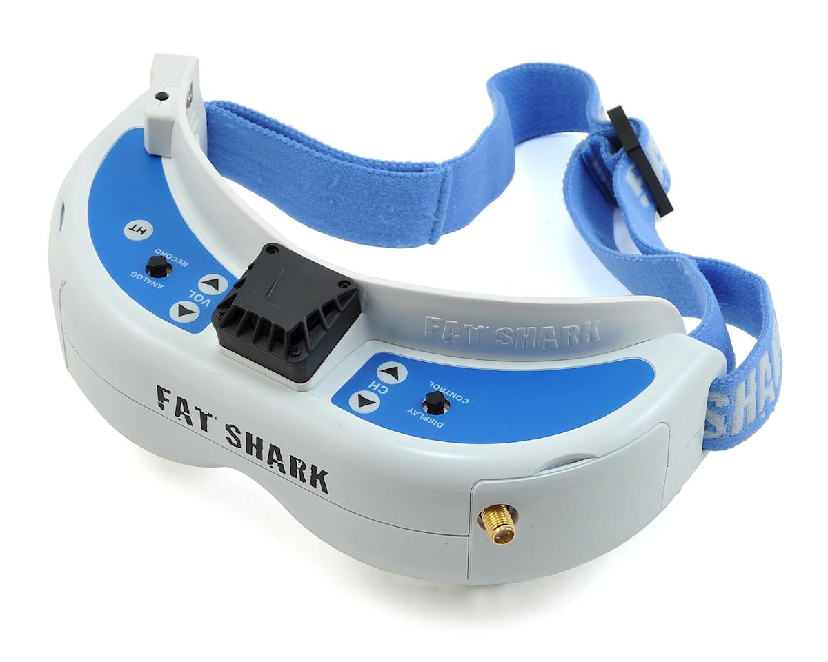 FatShark Dominator V3 FPV Bundle Goggle Kit (WVGA)