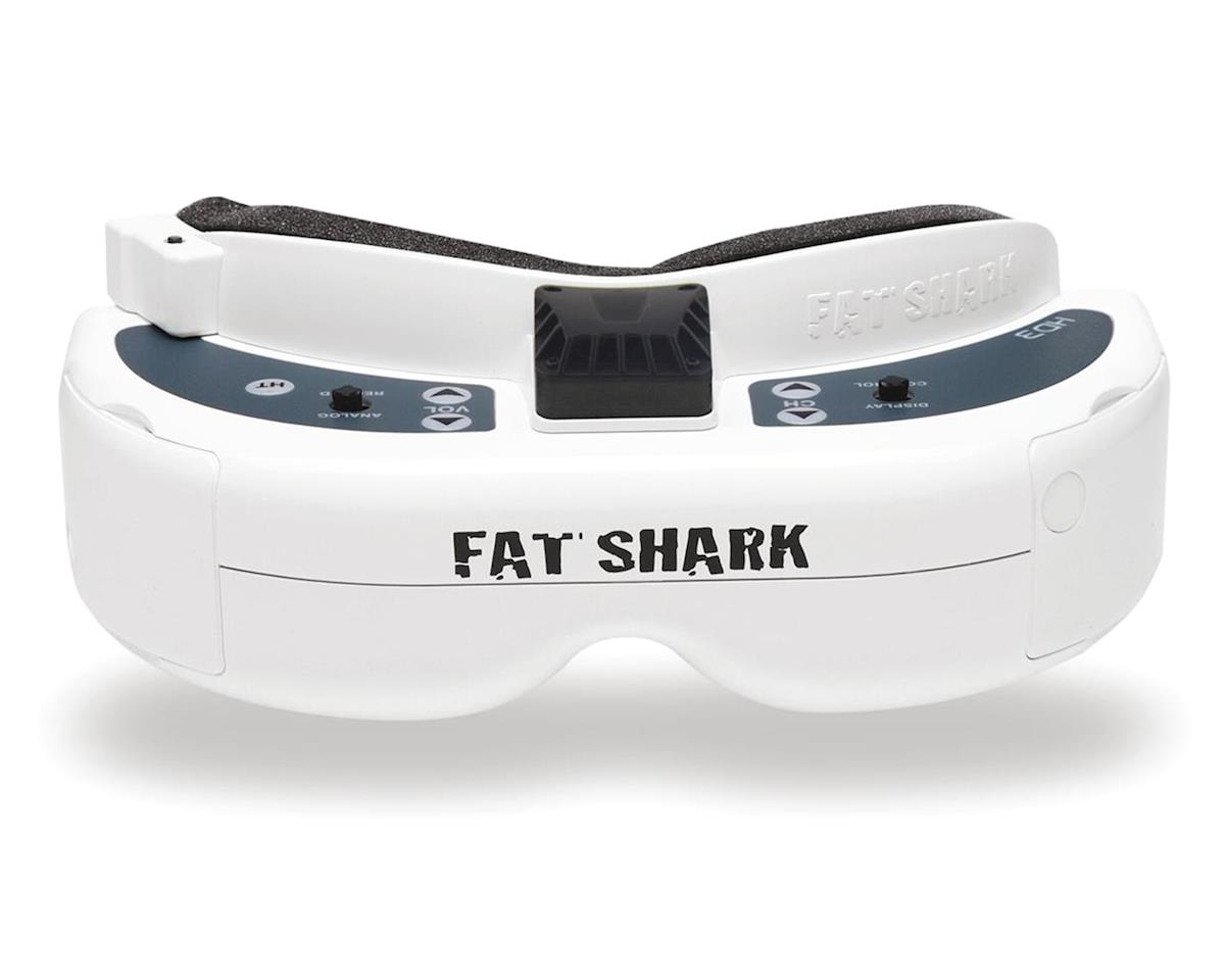 Dominator HD3 FPV Goggles by FatShark