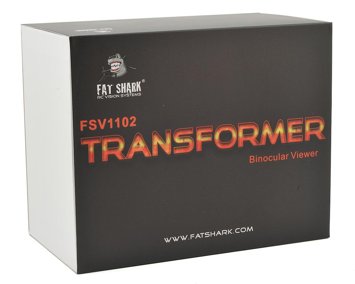 Transformer FPV Binocular Viewer Headset by FatShark