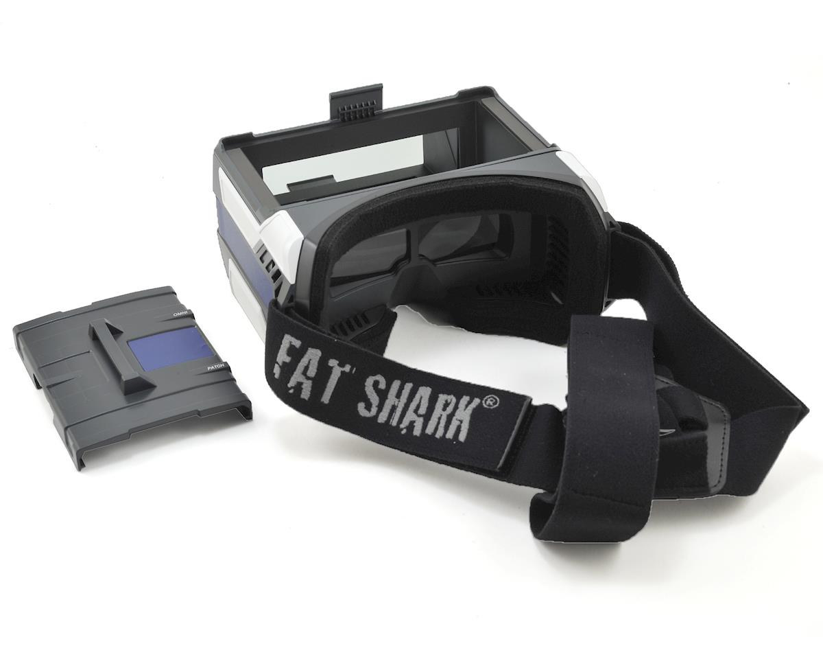 "FatShark Transformer ""Full Viewer"" Headset Combo"