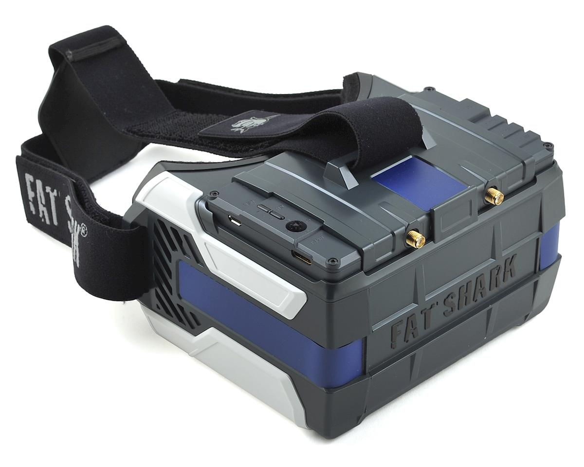 Image 1 for FatShark Transformer HD FPV Headset Bundle
