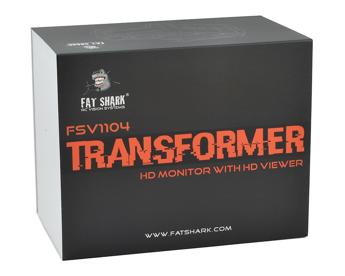 Image 4 for FatShark Transformer HD FPV Headset Bundle