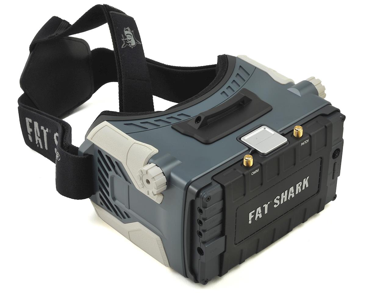 Transformer Special Edition FPV Headset by FatShark