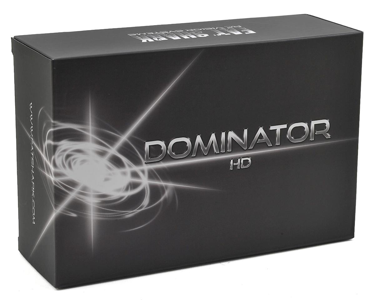 FatShark DominatorHD SVGA FPV Headset w/Head Tracking Module
