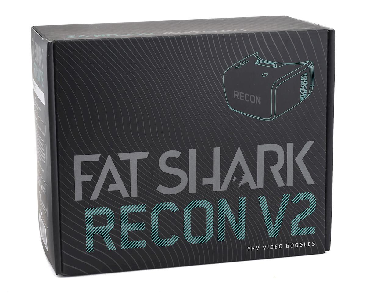 FatShark Recon V2 5.8GHz FPV Goggles