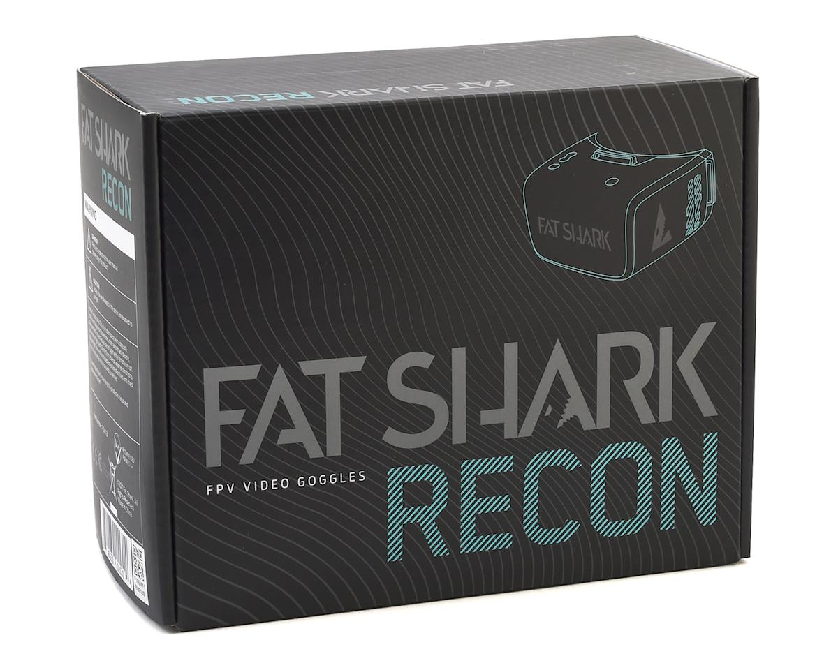 FatShark Recon 5.8GHz FPV Goggle (32 Channel)