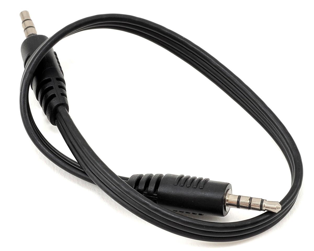 FatShark 4-Pin to 4-Pin AV Cable w/Straight Prong (30cm)
