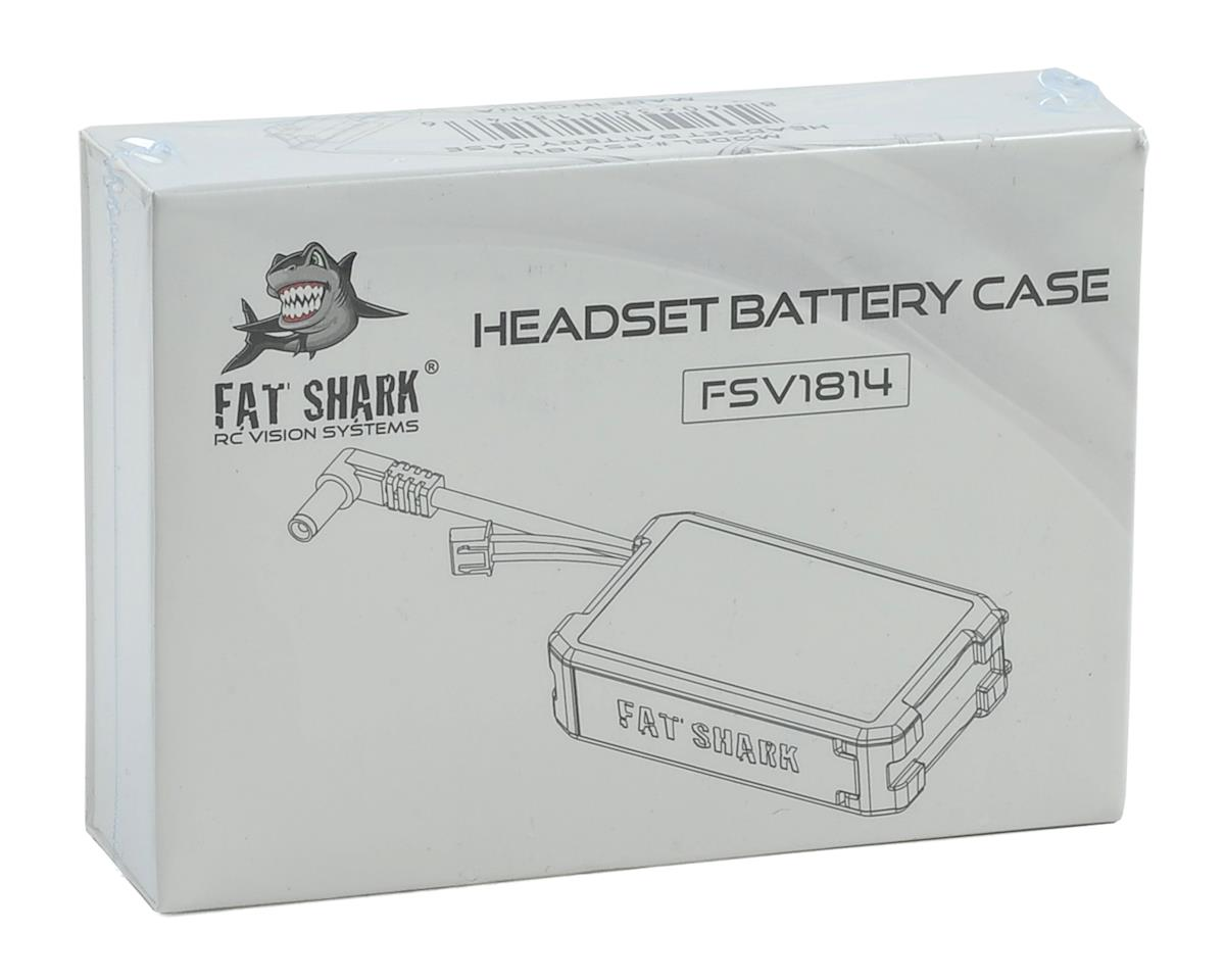 FatShark 18650 Cell FPV Goggle Battery Case (CASE ONLY!!!)
