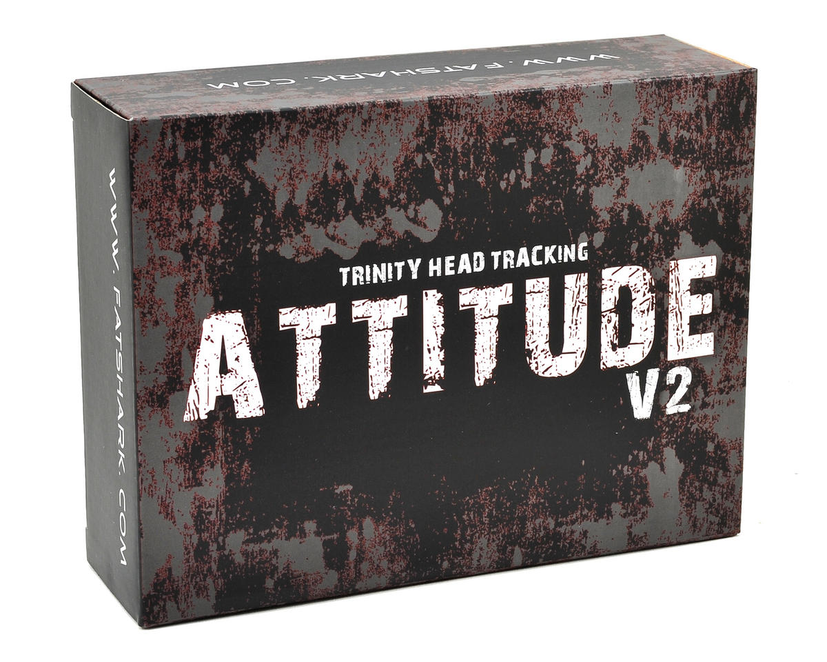 FatShark Attitude V2 FCC-Certified FPV Headset Bundle