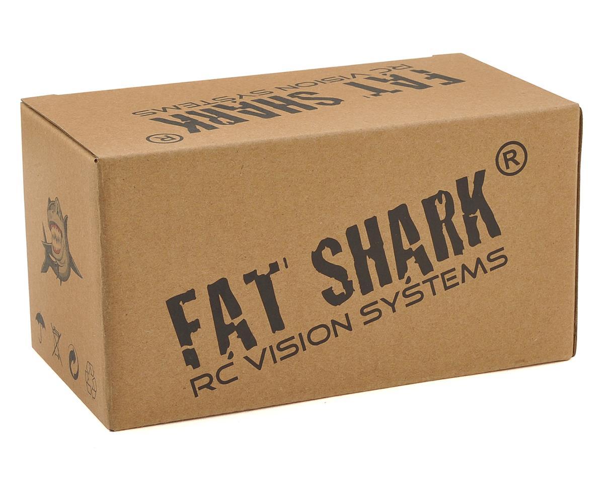 Fatshark Fpv Goggle Faceplate W Fan White Dominator V2
