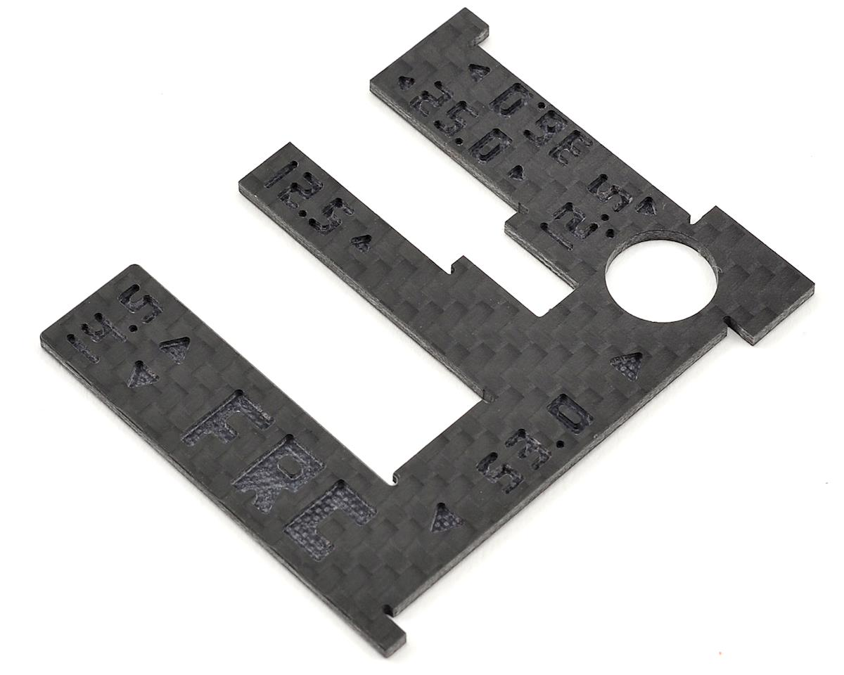 Factory RC ROAR Spec Motor Tech Plate