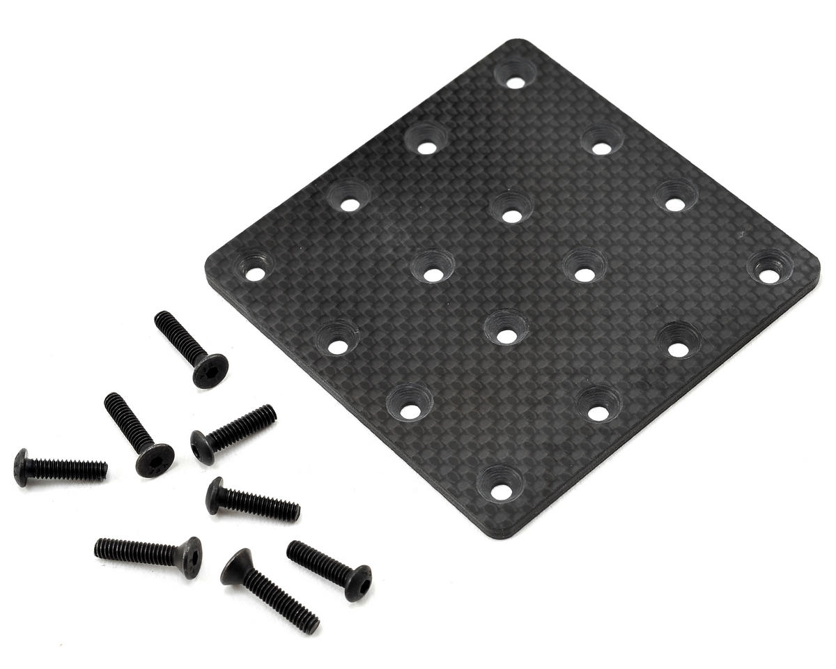GoPro TEN SCTE Mounting Plate by Factory RC