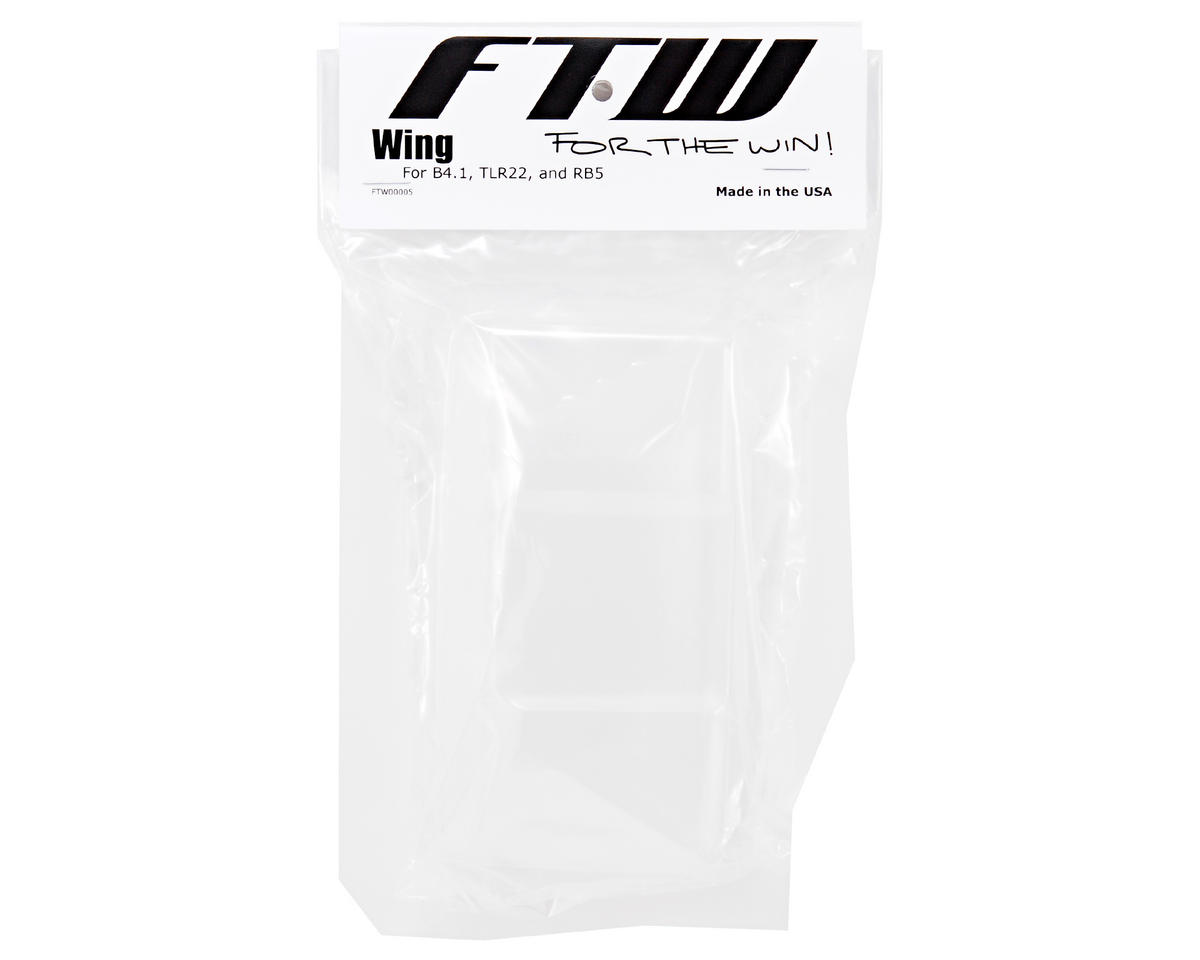 FTW Racing 1/10 Buggy Wing